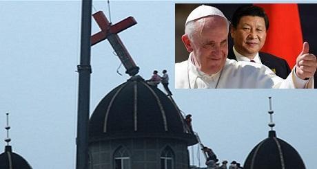 Nefasto acuerdo China comunista Vaticano