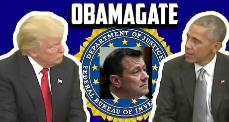 Obamagate textos demuestran tramas contra Trump