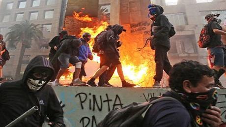Perdiendo la democracia chilena al comunismo otra vez