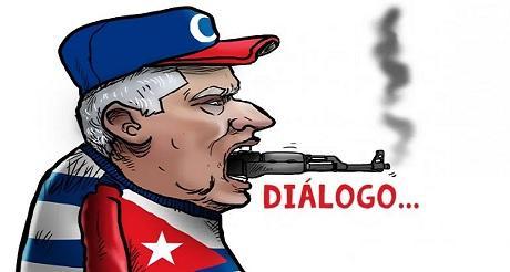 Regimen dice no al dialogo y arrecia vigilancia en San Isidro