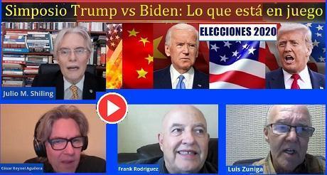 Simposio Trump vs Biden: Lo que está en juego