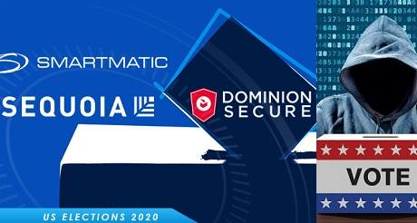 Sistema Dominion conectado al internet en Detroit