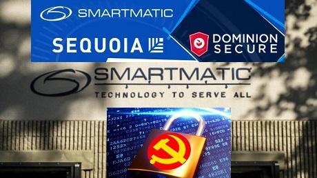 Smartmatic Dominion tienen vinculos extranjeros