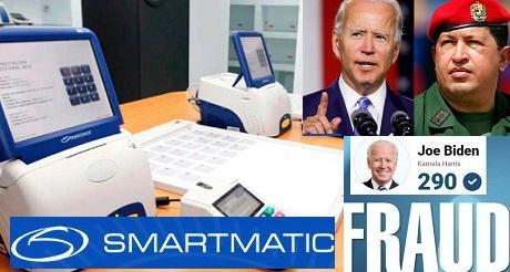 Smartmatic una ex empresa chavista responsable del recuento de votos