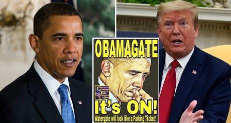 Trump desclasificara documentos sobre Obamagate