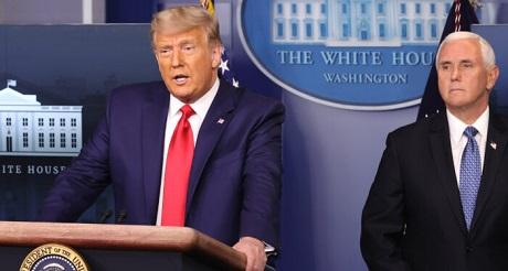 Trump dnnde estan el FBI DOJ