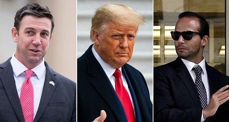 Trump indulta a perseguidos por el gobierno de Obama