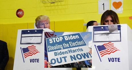 Trump propone reforma del sistema electoral para evitar fraude