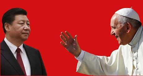 Vaticano y China otro pacto infame bajo el Papa Bergoglio