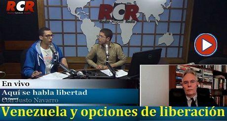 Venezuela y opciones de liberación