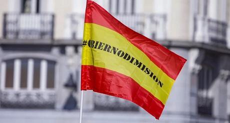 Vox convoca protestar el autoritarismo rojo en el Dia de la Hispanidad