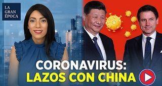Coronavirus: Lazos con China comunista