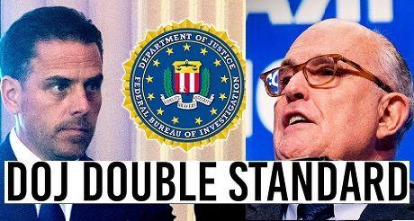 Abogado acusa al DOJ de doble criterio corrupto contra Giuliani