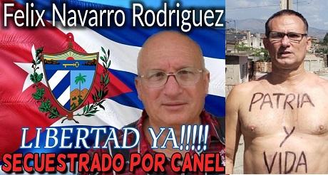 Berta Soler exige fe de vida de Felix Navarro y Jose Daniel Ferrer