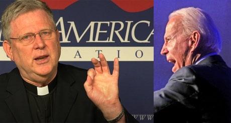 Biden es el presidente mas anticatolico de la historia