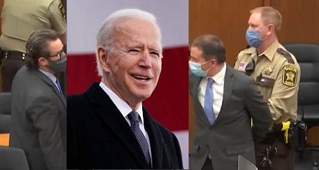 Biden interfiere en el caso Chauvin