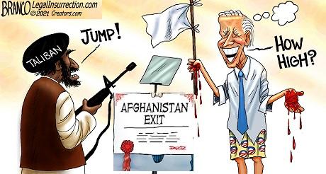 Biden no admite sus errores y responsabilidad en desastrosa salida de Afganistan