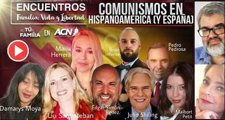 Comunismo en Hispanoamerica Espana