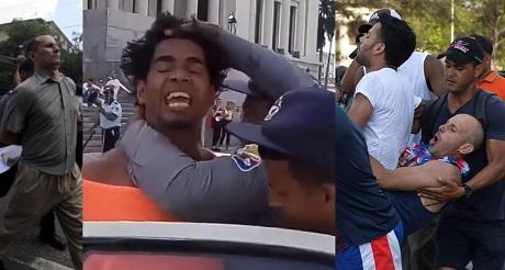 Cuba comunista reprime todo contestatario