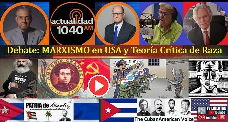 Debate Marxismo en USA