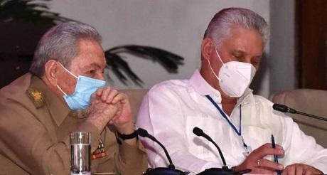 Diaz Canel encabeza el PCC