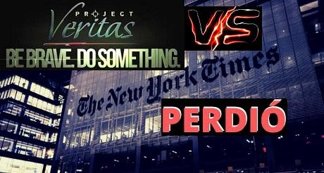 El NYT pierde en los tribunales