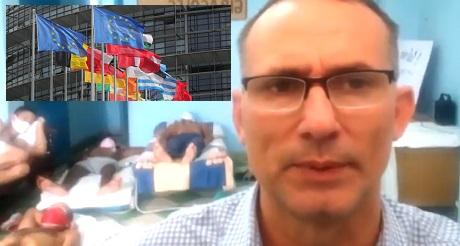Eurodiputados exigen al castrismo fin a represion contra UNPACU