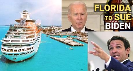 FL demanda a Biden por restricciones de Covid