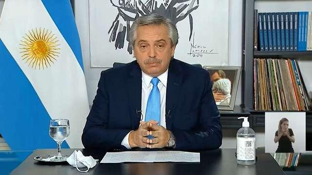 Fernandez Presidente Argentina