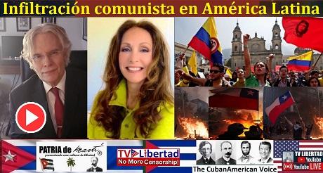 Infiltracion comunista en America Latina