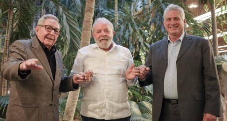 Juez brasileño anula condena de Lula