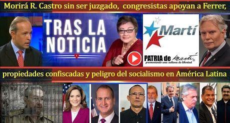 Morira Raul Castro sin ser juzgado