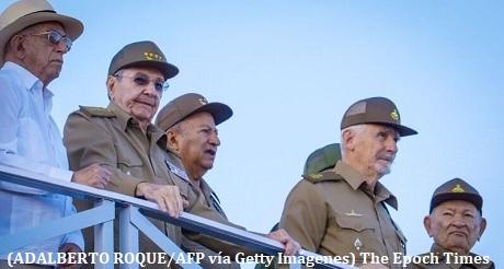 Objetivo del regimen cubano al anunciar muertes de militares es fomentar terror
