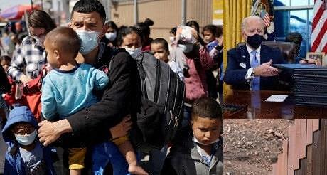 Politicas de inmigracion de Biden estimulan crisis masiva de derechos civiles y humanos min