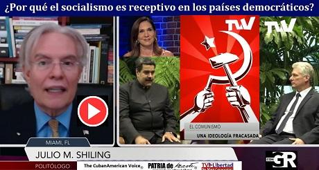¿Por qué el socialismo es receptivo en los países democráticos?