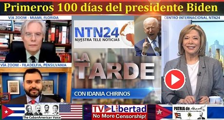 Primeros 100 dias del Presidente Biden