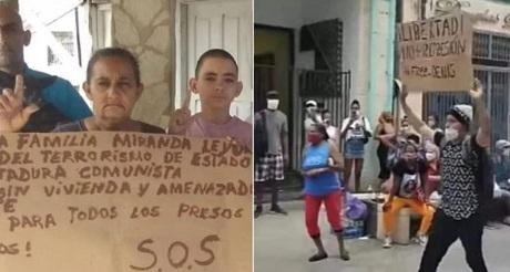 Protestas publicas incrementaron en febrero en Cuba