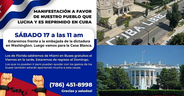 SOS Cuba Embajada 700x367