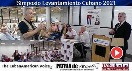 Simposio Levantamiento Cubano 2021