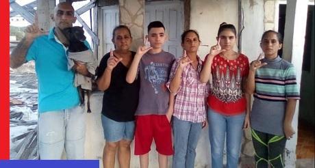 Violenta Detencion Arbitraria contra la Familia Miranda Leyva