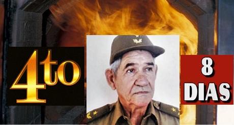 fallece un cuarto general cubano en 8 dias