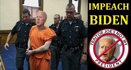 Impeach Biden ha cometido traición