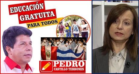influencia de Cuba en candidato izquierdista a la presidencia de Peru