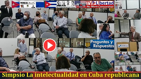 Preguntas y Respuestas Simposio La Intelectualidad en Cuba Republicana