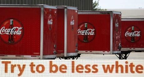 Coca Cola Teoria Crítica de Raza promueve ser menos blanco