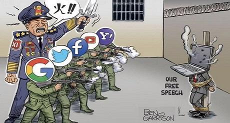 Gigantes tecnologicos quieren silenciar a conservadores