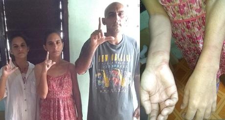 Hermanos Miranda Leyva Violenta Detencion Arbitraria Torturas y Golpizas durante 12 Horas