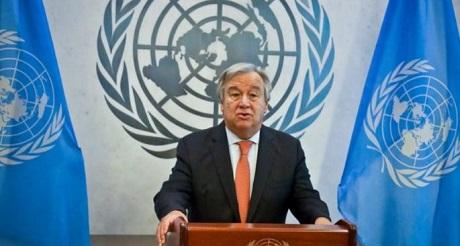 Jefe de ONU supremacistas blancos mayor amenaz al mundo