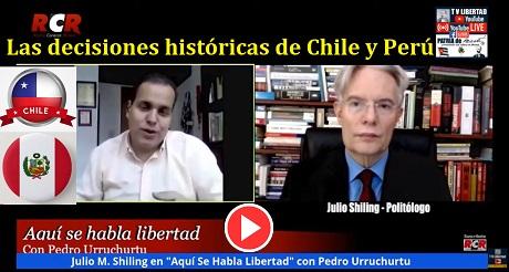 Las decisiones históricas de Chile y Perú