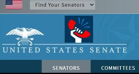 Llama tu Senador